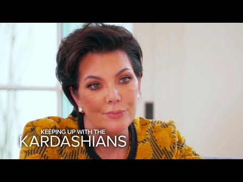 KUWTK | Kris Jenner Is Furious Over Caitlyn's Book | E!