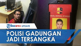 Sempat Tunjukkan KTA Palsu dan Mengaku Polisi saat Ditilang, Pengemudi Mobil Resmi Jadi Tersangka