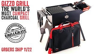 The World's Best Portable Grill!
