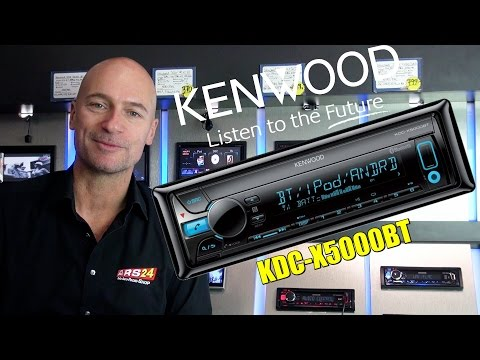 Kenwood KDC- X 5000 BT -REVIEW- Autoradio mit Bluetooth und Android-Music