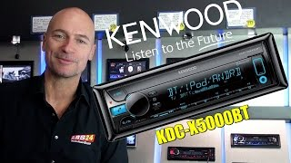 Kenwood KDC-X5000BT | Autoradio mit Bluetooth und Android-Music | Review | ARS24