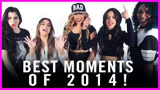 Fifth Harmony - Best Moments Of 2014 Mash-Up - Fifth Harmony Takeover Ep. 46