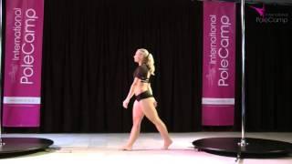 Nicole Jones - Show International Pole Camp in Bibione - 2015