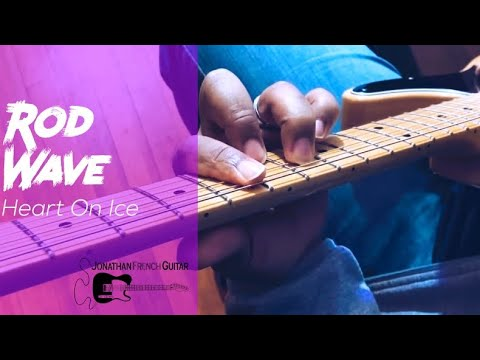 """Heart On Ice"" by Rod Wave 🎸🔥"
