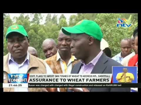 Government assures wheat farmers priority in their produce