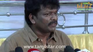 Parthiban Meeting Regarding against Piracy CDs