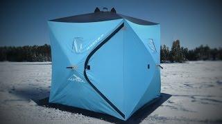 Как сделать самому зимнюю палатку для рыбалки