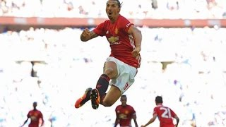 Manchester United Vs Leicester City 21 All Goals ●  2016 ●7/8/2016