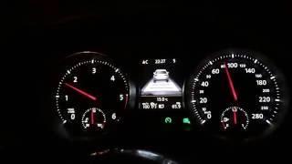 Установка адаптивного круиз-контроля в VW Golf 7.