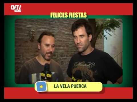 La Vela Puerca video Saludos  - Fiestas 2014/2015