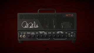 The PRS MT15 | Mark Tremonti's First Signature Amplifier | PRS Guitars