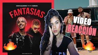 Rauw Alejandro ❌ Farruko   Fantasías (Unplugged) *reacción