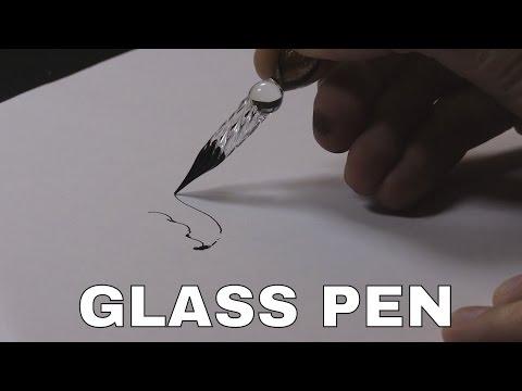 Cam Kalem İle Mükemmel Bir Çizim