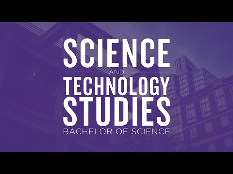 Major Insight: Science & Technology Studies