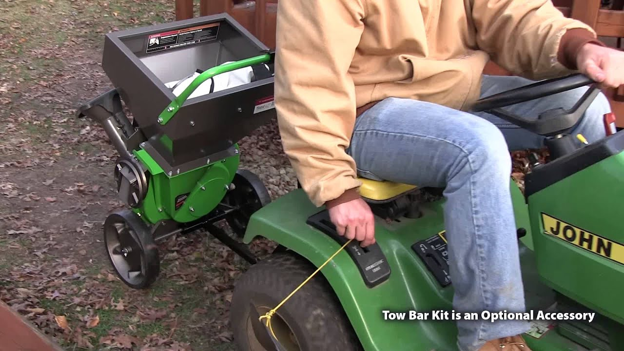 See the Tazz K42 Chipper Shredder with Briggs & Stratton in action