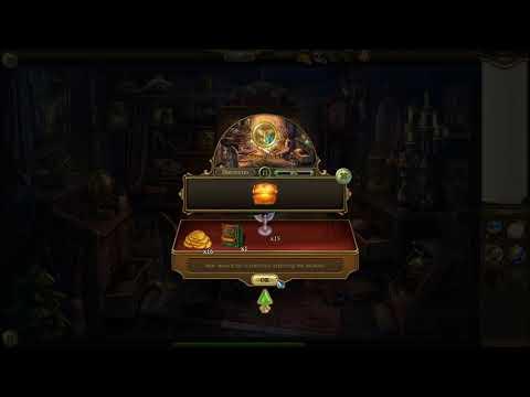 👻 Game 6 ... Hidden City ... Hidden Object Adventure ... 6/9 ...