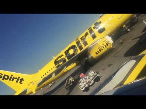 Spirit Airline Seat Upgrade Worth Your $$?