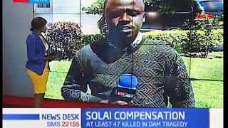Solai Compensation:Rights activist appeal to government to compensate victims