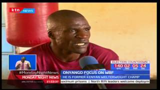 African Commonwealth Champion James Onyango sets sights on WBF Welterweight title