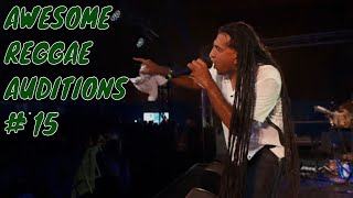 Top 5 Awesome REGGAE Auditions Worldwide #15