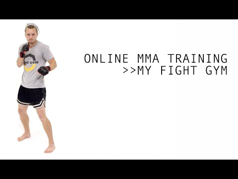 Learn MMA Online -- Discover My Fight Gym!