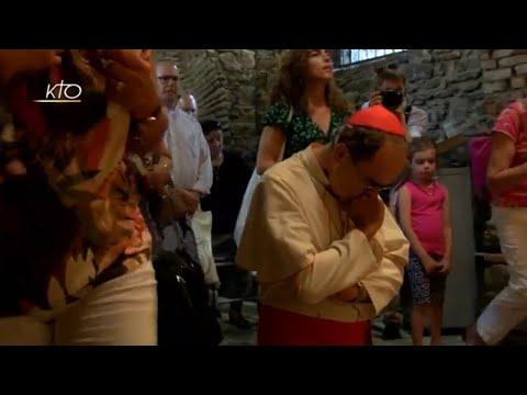 L'archevêque de Lyon en Turquie : sur les traces de saint Irénée