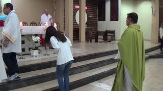 Canto de Entrada - Missa do 26º Domingo do Tempo Comum (30.09.2018)