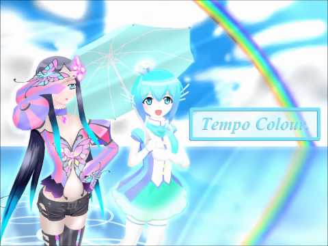 【VOCALOIDオリジナル】Tempo Colour【メルリ×ラピス】