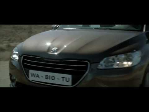 Peugeot  301 Седан класса B - рекламное видео 1