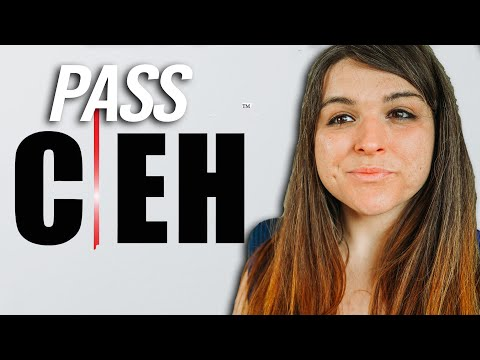 How to Pass the CEH | EC-Council Certified Ethical Hacker Exam ...