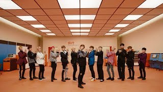 SEVENTEEN   拍手 (CLAP) (華納official HD 高畫質官方中字版)