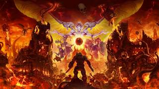 DOOM Eternal (OST)-The Only Thing They Fear Is You(MIXED BY MICK GORDON) |10 HOURS EXTENDED