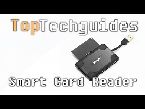 Opluz 3 Port Smart Card Reader! Review + Unbox!