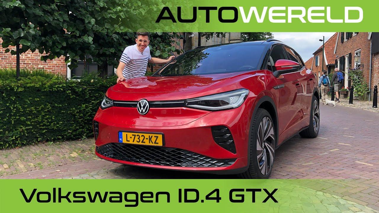 Volkswagen ID.4 GTX (2022) review met Andreas Pol