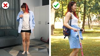 Summer-Inspired Fashion Hacks And Clothing Ideas For School Every Girl Should Try!