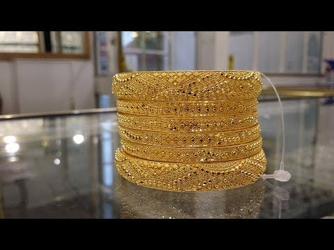 36fc1bfefd979 Gold Bangles at Best Price in India