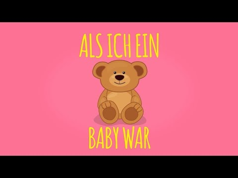 Rolf Zuckowski - Als ich ein Baby war (Lyric Video)