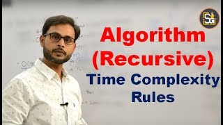 Time complexity of Recursive algorithms - 1