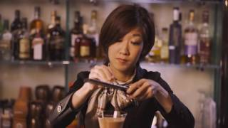 The Smokey Chocolate Martini by Yukino Sato.