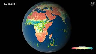 Earth's Changing Freshwater Monitored by NASA