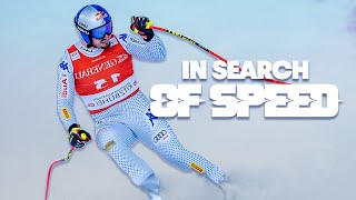 Dominik Paris Chases the Super-G World Cup Title in Andorra Finals