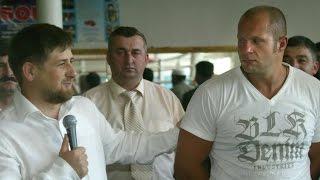 Федор Емельяненко резко осудил детские бои АХМАТ MMA в Грозном