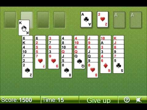 Video of Freecell Solitaire Free