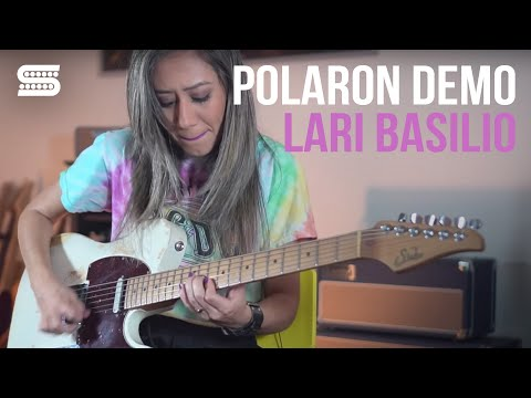 The Polaron Analog Phase Shifter Pedal with Lari Basilio | Seymour Duncan