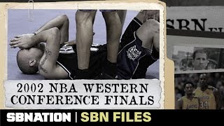 A disgraced ref, the FBI, and the Kings-Lakers 2002 Western Conference Finals conspiracy theory