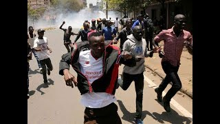REVEALED: Emerging details about driver of the car that ploughed into NASA protesters