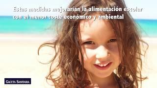 Compra de alimentos de proximidad comedores escolares de Andalucía, Canarias y Asturias