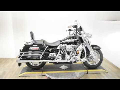 2003 Harley-Davidson FLHRCI Road King® Classic in Wauconda, Illinois - Video 1