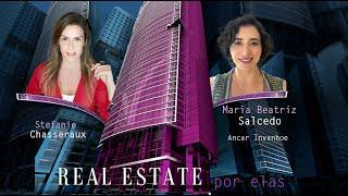 Real Estate por Elas - Maria Beatriz Salcedo - Ancar Ivanhoe
