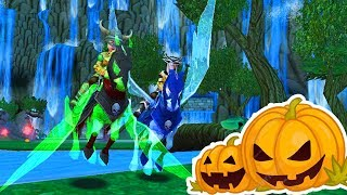 wizard101 halloween - Free video search site - Findclip Net